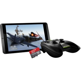 Green Bundle NVIDIA SHIELD Tablet LTE + WiFi 32GB + 64GB + Controller