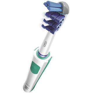 Braun Oral-B Zahnbürste 3DTechnologie TriZone600 weiß/grün