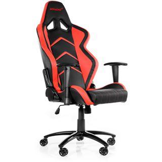 AKRacing Player Gaming Chair schwarz/rot
