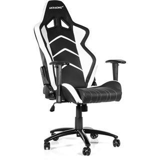 AKRACING Player Gaming Chair - schwarz/weiß