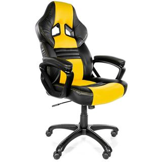 Arozzi Monza Gaming Chair - gelb