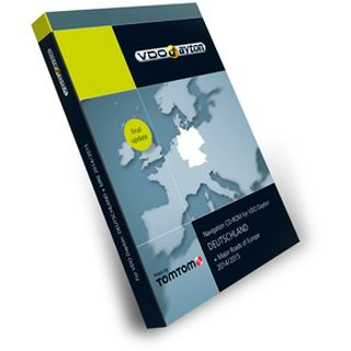 Tele Atlas VDO non C-IQ Deutschland + MRE 2014/2015
