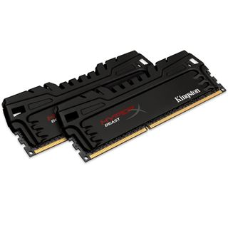 8GB HyperX Beast DDR3-1866 DIMM CL9 Dual Kit