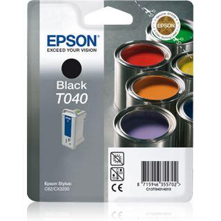 Epson C13T040140 schwarz 17ml