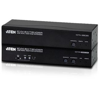 ATEN Technology CE774 1-fach KVM Extender