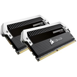 16GB Corsair XMS3 Dominator Platinum DDR3-2400 DIMM CL11 Dual Kit