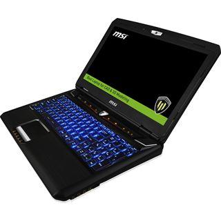 """Notebook 15.6"""" (39,62cm) MSI WT60-2OJi716H11B"""