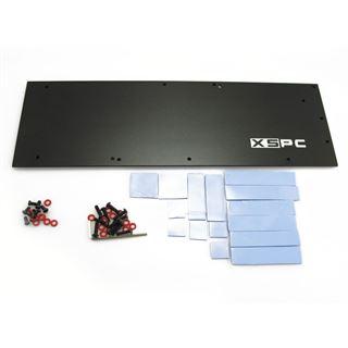 XSPC Razor R9 295X2 Backplate