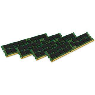 64GB Kingston ValueRAM DDR3L-1600 regECC DIMM CL11 Quad Kit