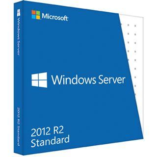Microsoft Windows Server STD 2012 R2 D