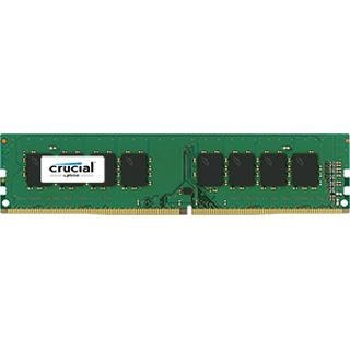 8GB Crucial DDR4-2133 DIMM CL15 Single