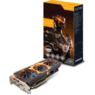 3072MB Sapphire Radeon R9 280X Tri-X OC Aktiv PCIe 3.0 x16 (Lite Retail)