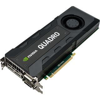 8192MB PNY Quadro K5200 Aktiv PCIe 3.0 x16 (Retail)