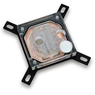 EK Water Blocks Supremacy EVO Acrylglas / Kupfer CPU Kühler
