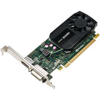 2GB PNY Quadro K620 Aktiv PCIe 2.0 x16 (Retail)