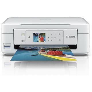 Epson Expression Home XP-425 weiß Tinte Drucken/Scannen/Kopieren Cardreader/USB 2.0/WLAN