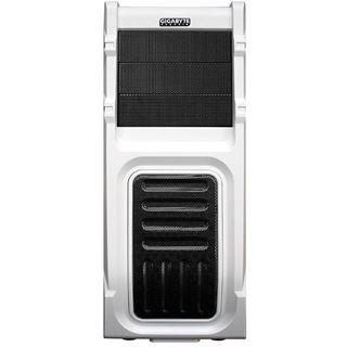 Gigabyte Luxo M10 Midi Tower ohne Netzteil weiss