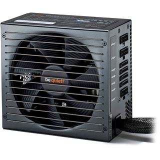 500 Watt be quiet! Straight Power 10-CM Modular 80+ Gold