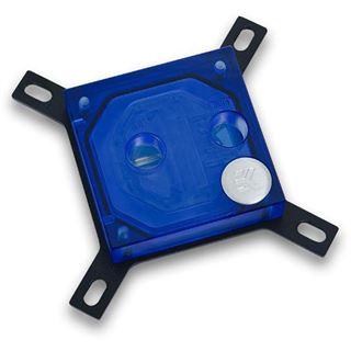 EK Water Blocks Supremacy EVO blau Kupfer (vernickelt) CPU Kühler