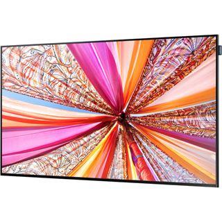 "65"" (165,10cm) Samsung DM65D schwarz 1920x1080 1xComposite/1xHDMI 1.4/DisplayPort 1.2/DVI-D/VGA/seriell"