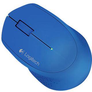 Logitech M280 USB blau (kabellos)