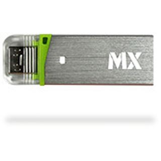 32 GB Mach Xtreme Technology MX-OTGuard silber USB 3.0