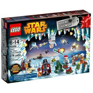 LEGO Star Wars - Adventskalender 2014 (75056)