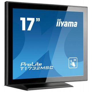 """17"""" (43,18cm) iiyama ProLite T1732MSC-B1X Touch schwarz (Klavierlack) 1280x1024 DVI-D/VGA"""