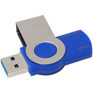 16 GB Kingston DataTraveler 101 G3 blau USB 3.0