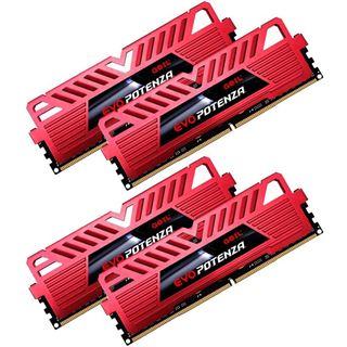 16GB GeIL EVO Potenza DDR4-2666 DIMM CL15 Quad Kit