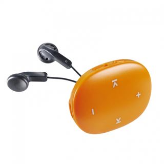 Intenso MP3 Music Dancer 8GB MP3 Player orange