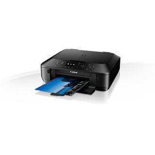 Canon PIXMA MG5650 schwarz Tinte Drucken/Scannen/Kopieren Cardreader/LAN/USB 2.0/WLAN