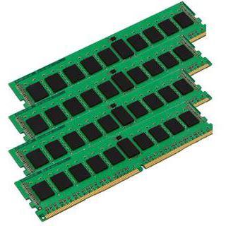 32GB Kingston ValueRAM DDR4-2133 regECC DIMM CL15 Quad Kit