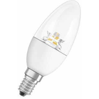 Osram LED Superstar Classic B 25 5W/827 Klar E14 A+