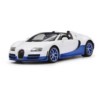 Jamara Bugatti GrandSportVitesse1 1:14 2,4 GHz 2Kanal OUT/IN weiß