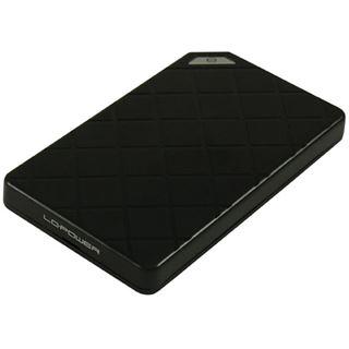 """LC-Power LC-25U3-Shockproof 2.5"""" (6,35cm) USB 3.0 schwarz"""