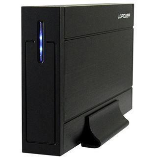 "LC-Power LC-35U3-Sirius 3.5"" (8,89cm) USB 3.0 schwarz"