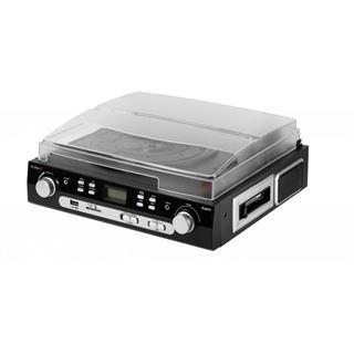 Technaxx Platten-Kassettendigitalisierer mit Stereo-Radio TX-22