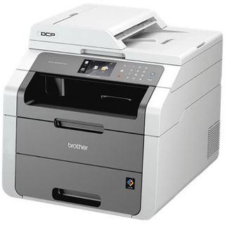 Brother DCP 9022CDWG1 Farblaser Drucken/Scannen/Kopieren USB 2.0/WLAN