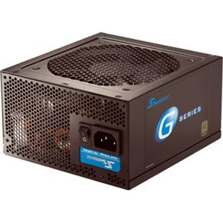 550 Watt Seasonic G-Series G-550 Modular 80+ Gold