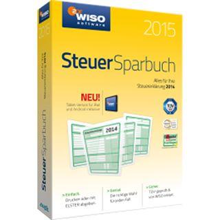 Buhl Data WISO Steuer-Sparbuch 2015