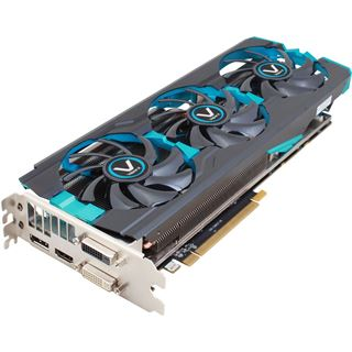 3072MB Sapphire Radeon R9 280X Vapor-X Tri-X OC Aktiv PCIe 3.0 x16 (Lite Retail)