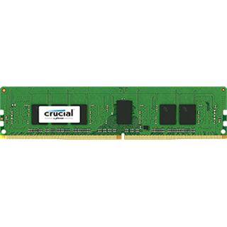 4GB Crucial CT4G4RFS8213 DDR4-2133 regECC DIMM CL15 Single