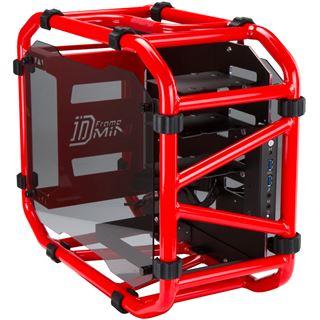 IN WIN D-Frame mini mit Sichtfenster Mini-ITX ohne Netzteil rot