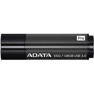 128 GB ADATA DashDrive Elite S102 grau USB 3.0
