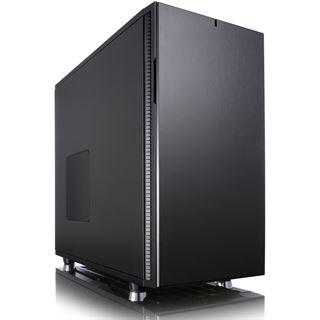 Fractal Define R5 gedämmt Midi Tower ohne Netzteil schwarz