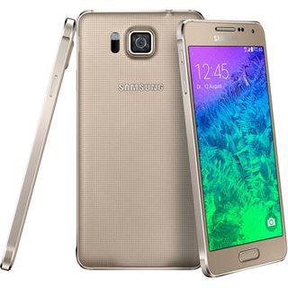 Samsung Galaxy Alpha G850F 32 GB gold