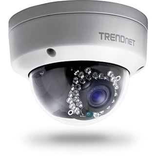 Trendnet Outdoor POE 1.3MP Netzwerk Kamera Tag/Nacht Dome