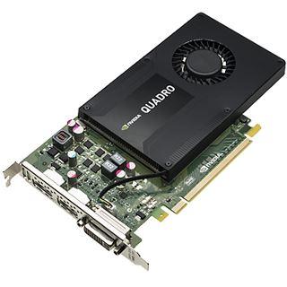 4GB Fujitsu Quadro K2200 PCIe 2.0 x16 (Retail)