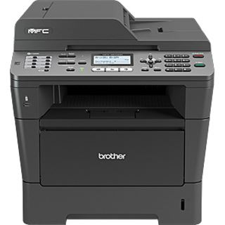 Brother MFC-8510DNG2 S/W Laser Drucken/Scannen/Kopieren/Faxen LAN/USB 2.0